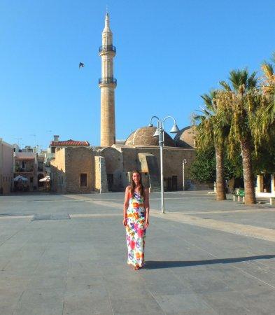 Rethymnon Prefecture, Grecia: grecki meczet Naratze