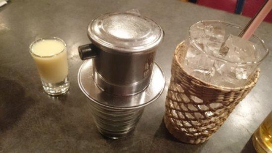 Yokkaichi, ญี่ปุ่น: ベトナムコーヒー