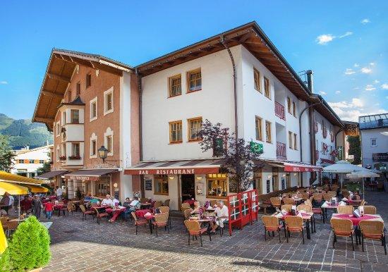 Mitten in der Altstadt liegt das Hotel Feinschmeck