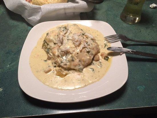 Perry, Φλόριντα: Seafood Lasagna