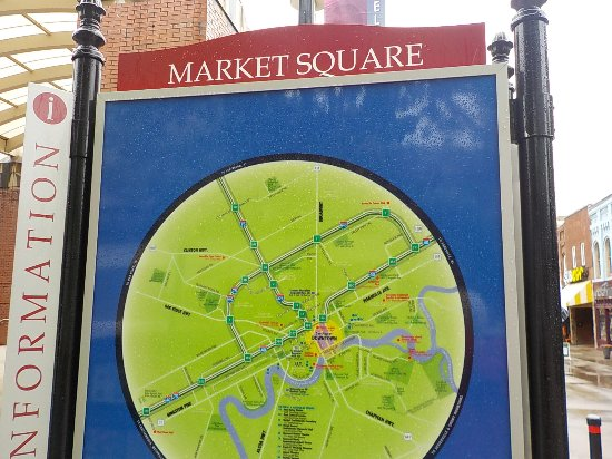 Market Square Map