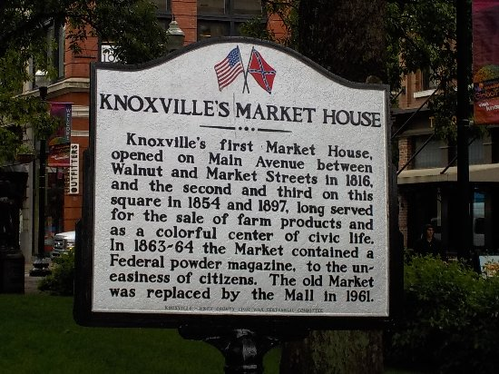 Worksheet. Knoxville Market House Sign  Picture of Market Square Knoxville