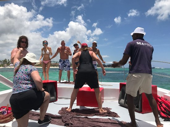 Punta Cana Party Boat: IMG-20170514-WA0011_large.jpg