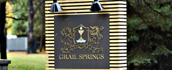 Foto de Grail Springs Retreat