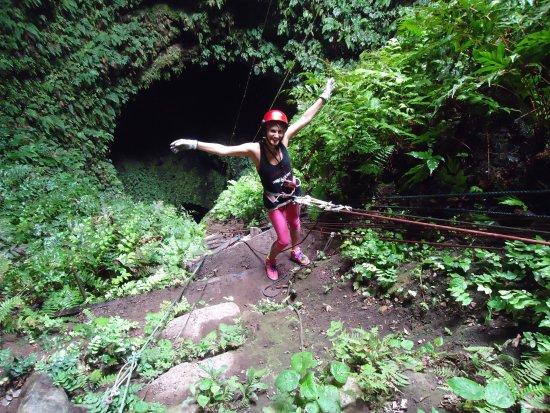 Puerto Villamil, Ecuador: Por comenzar el descenso