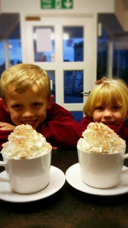 Everyone loves the Ultimate Hot Chocolate!