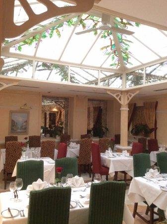 Grange Rochester Hotel: sala colazione
