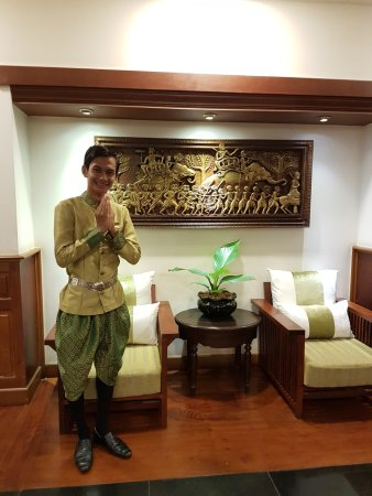 The Privilege Floor by BOREI ANGKOR: Greeting from Meta