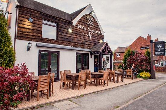 The New Masons Bar & Grill, Great Wyrley - Restaurant ...