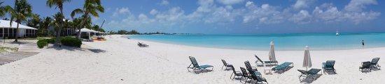 Cape Santa Maria Beach Resort & Villas: Panoramaaufnahme Strand