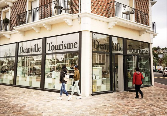 ‪Office de Tourisme Intercommunal de Deauville‬