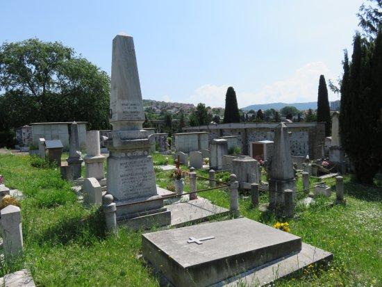 Cimitero Monumentale di Sant' Anna a Trieste