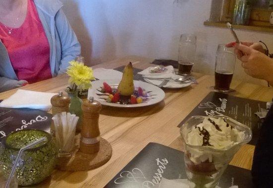 Jesenik, Çek Cumhuriyeti: deserów to już nikt nie mógł jeść