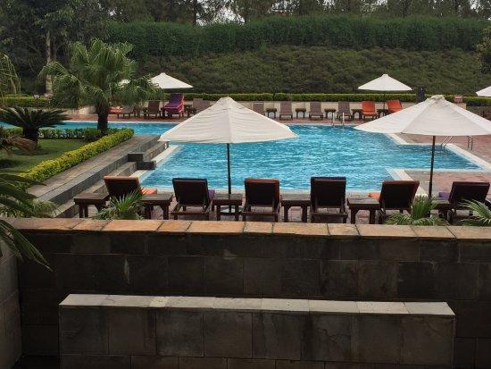 Wonderful resort with beautiful location and upkeep