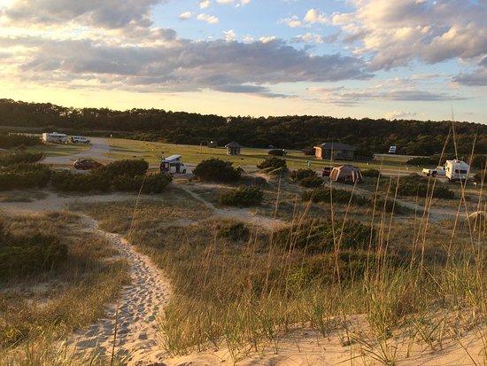 Ocracoke Campground: photo1.jpg