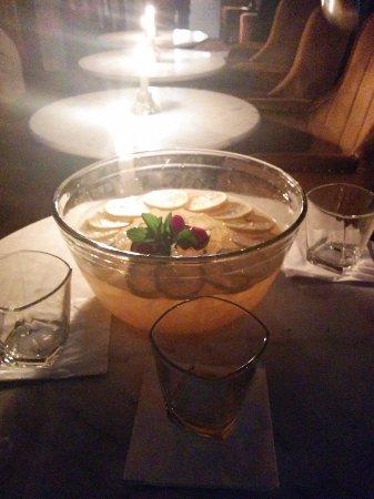 Vintage Cocktail Club: Cocktail bowl