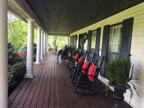 Granville, OH: Great place to relax and view the grounds