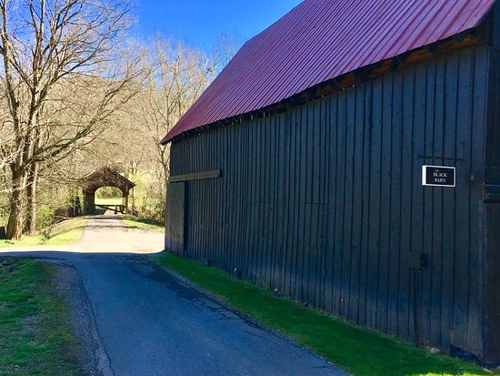 Blackberry Farm: A beautiful walk on the grounds
