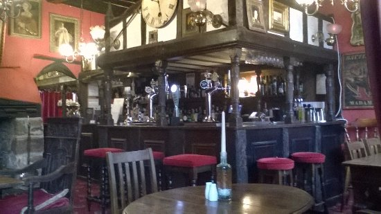 Churston Ferrers, UK: The Bar