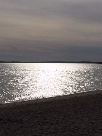Madison, CT: Shimmering water