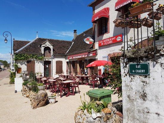 Restaurant Saint Martin Sur Ouanne