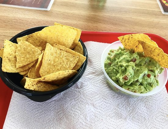 Belen, NM: Chips and Guacamole