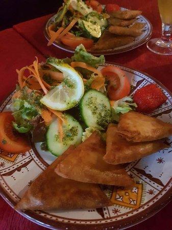 Restaurant le ryad dans salon de provence avec cuisine - Restaurant le paradou salon de provence ...