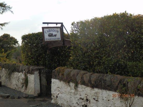 Cairndow, UK: Vous y êtes.