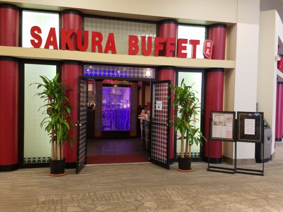Lake City, FL: Sakura Buffet storefront