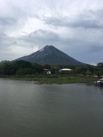 Santa Cruz, Nikaragua: Maderas Volcano