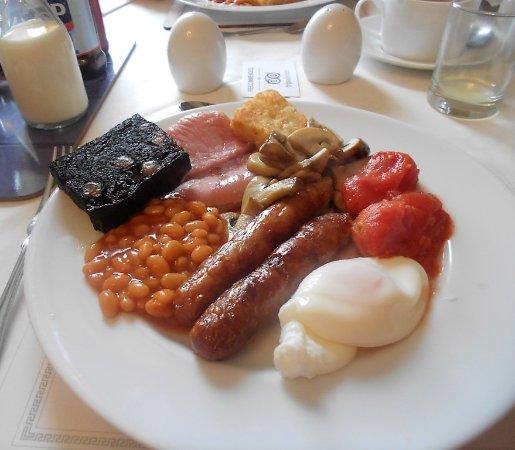 Askrigg, UK: Enjoy the full Dalesman Breakfast