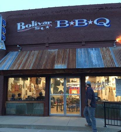 Sanger, TX: Bolivar St BBQ