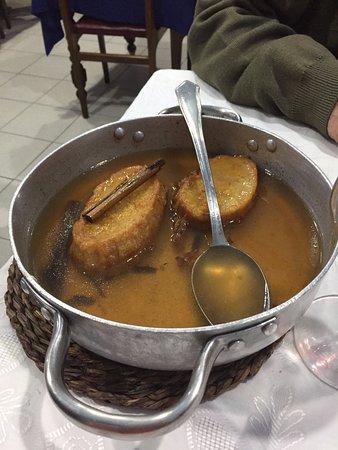 Restaurante El Cubano: toriijas