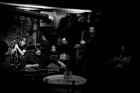 23 Robadors: free sessions , free jazz cada jueves a las 20.00