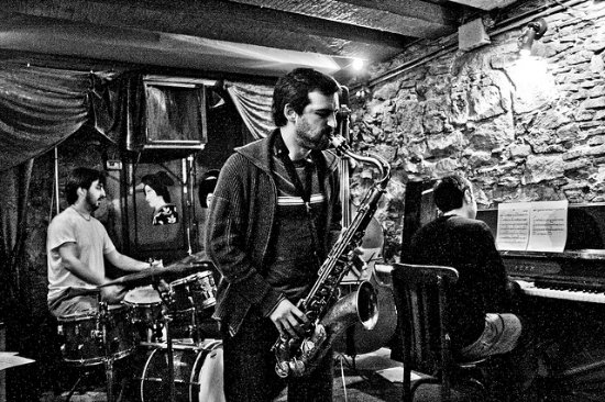 23 Robadors: jazz sessions , de lunes a viernes a las 20.00
