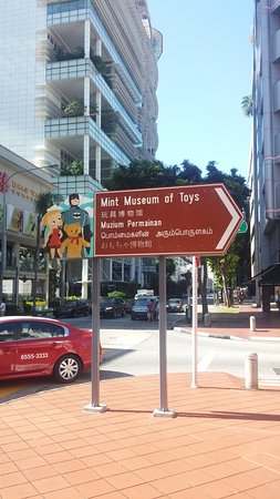Mint Museum of Toys Photo