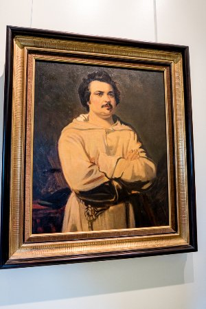Musee Balzac - Chateau de Sache: The man himself