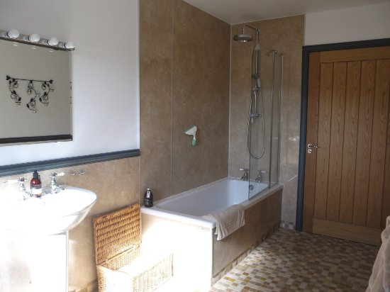 Roybridge, UK: Croft room ensuite