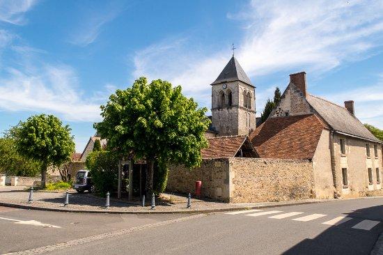 Sache, Frankrike: suroundings
