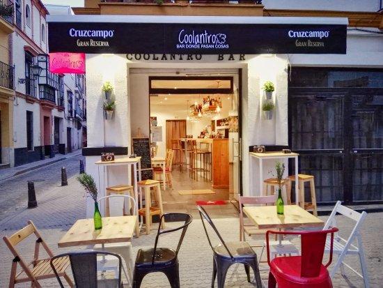 imagen Coolantro Bar en Sevilla