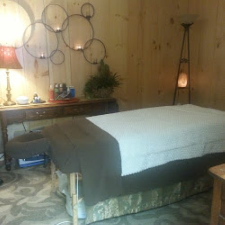 Maggie Valley, Carolina del Norte: Massage room