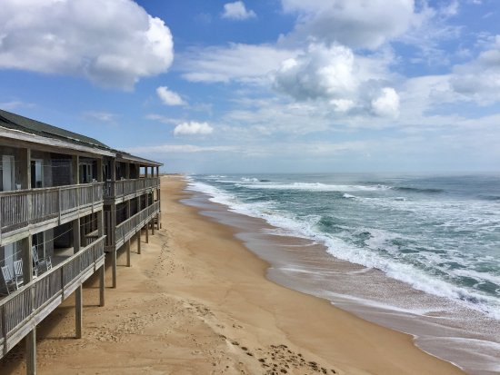 Cape Hatteras Motel: You just can't bet our view!