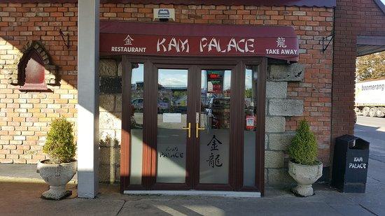 Urlingford, Irlande : Kam Palace Chinese Restaurant