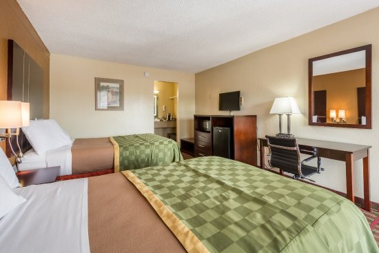 Knights Inn Sarasota: 2 BEDS NON SMOKING