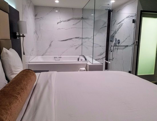 Hotel Xilo Glendale: Jacuzzi Room View