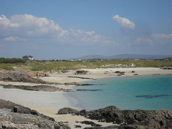 Gurteen Beach, not far from Roundstone