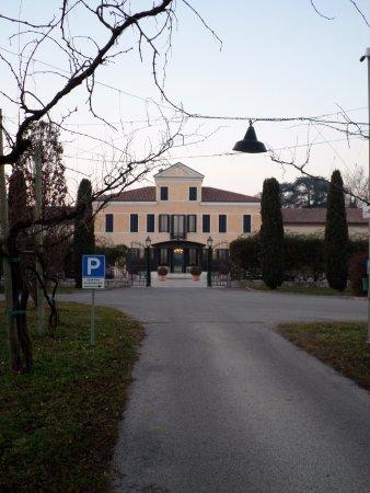 Ponzano Veneto, Italien: L'ingresso