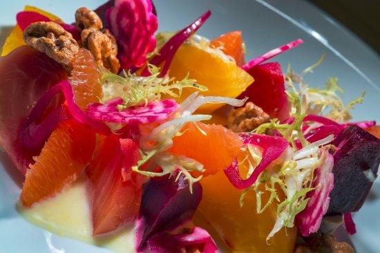 Oberlin, OH: 1833 Beet Salad