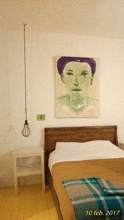 Ninos Hotel Meloc: las camas muy comodas