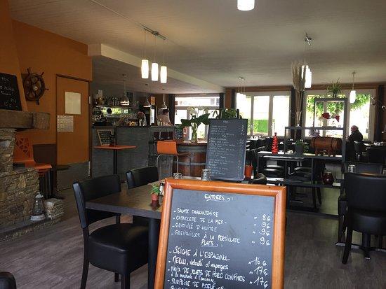 Restaurant Les Loups De Mer Talmont Saint Hilaire